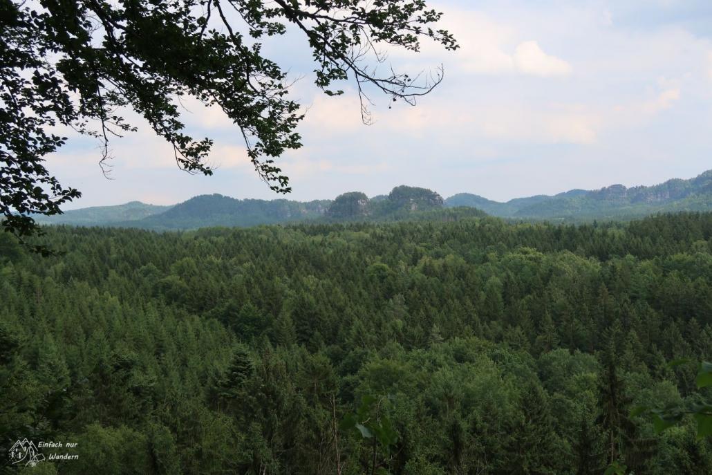 Vom Kuhstall ins Elbsandsteingebirge