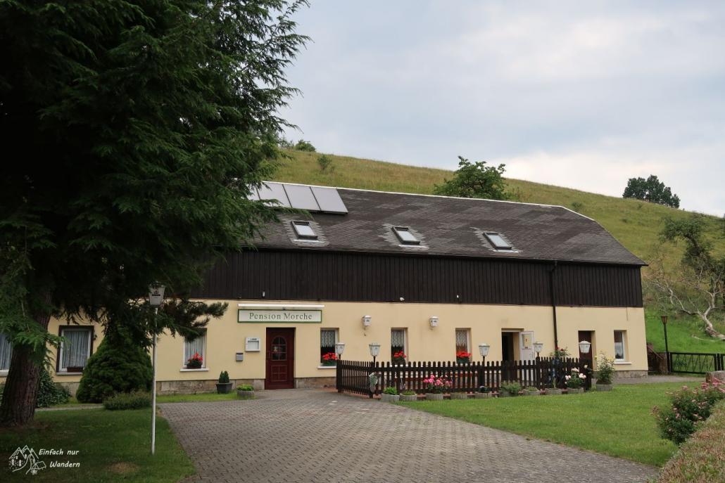 Pension Morche in Saupsdorf