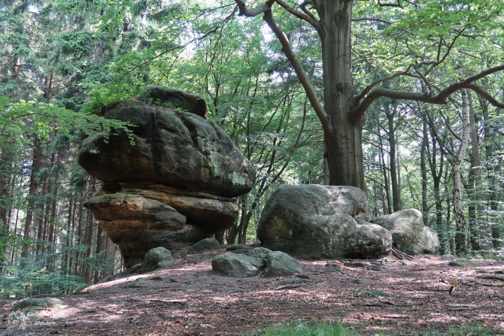 Ein Fels namens Katzenstein