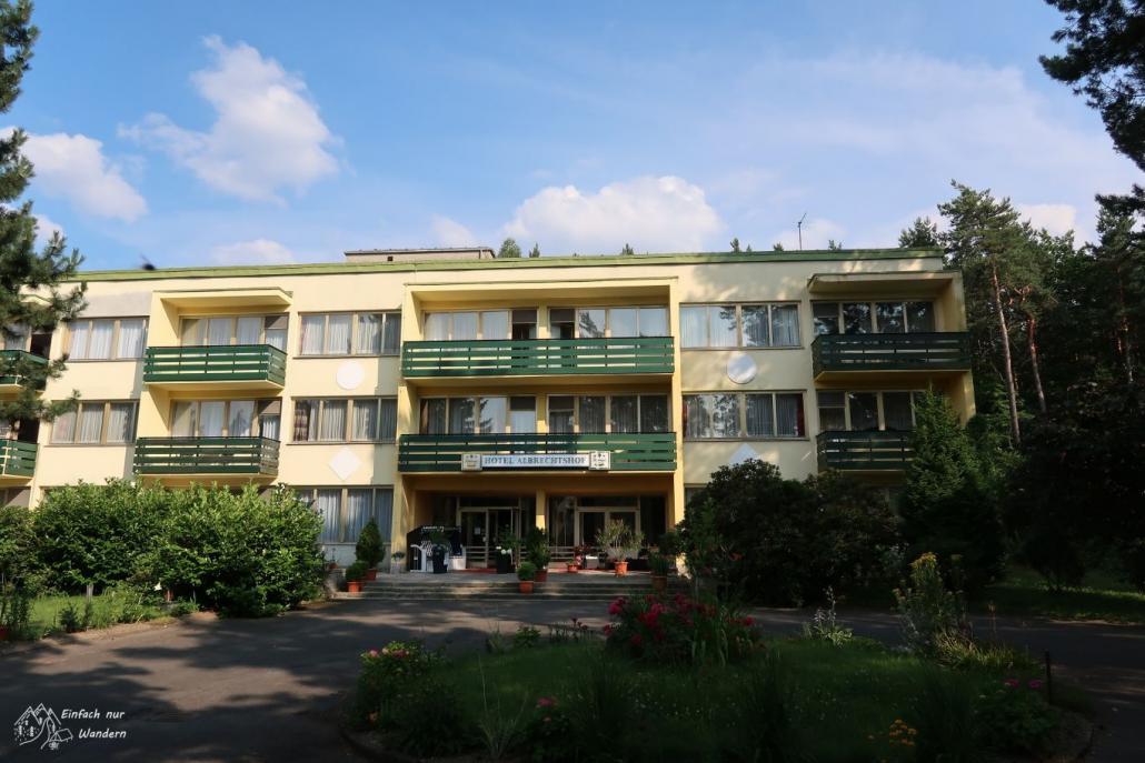 Hotel Albrechtshof in Gohrisch