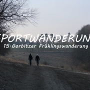 15.Gorbitzer Frühlingswanderung