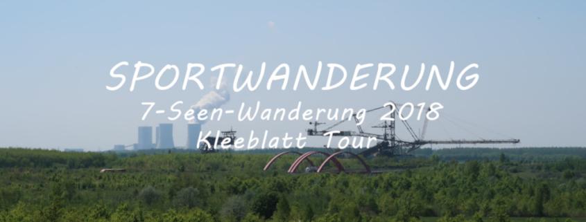 7-Seen-Wanderung Kleeblatt Tour 2018