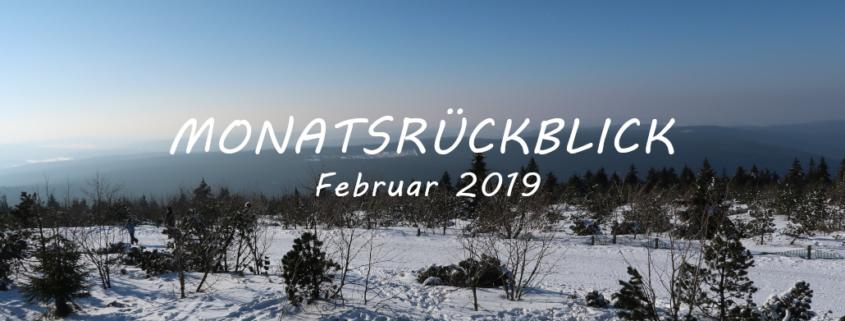 Was vom Monat blieb Februar 2019