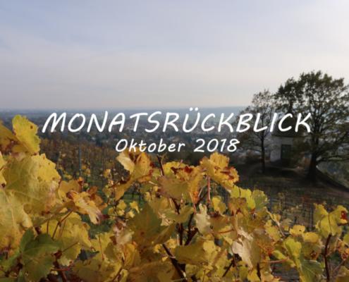 Was vom Monat blieb Oktober 2018