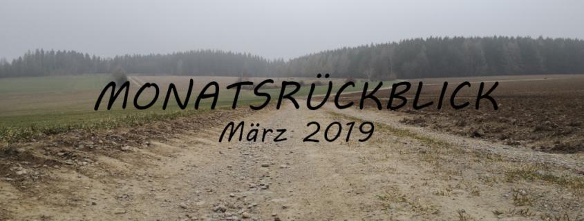 Was vom Monat blieb - März 2019
